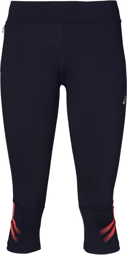 Asics Sportbroek - Maat XL  - Vrouwen - zwart/roze