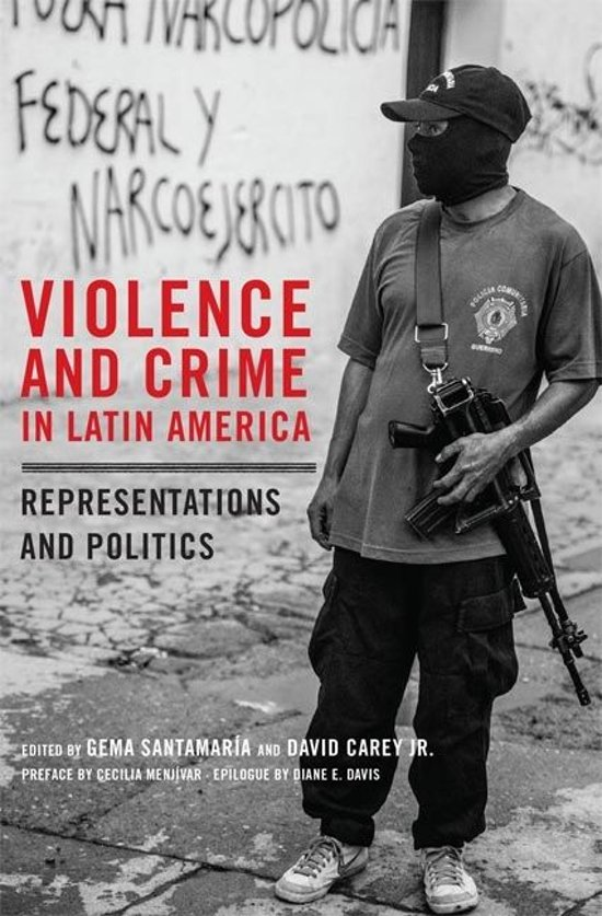 crime and violence in america
