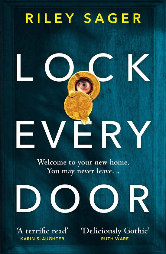 Boek cover Lock Every Door van Riley Sager (Paperback)