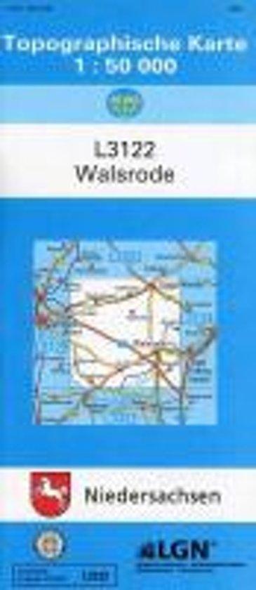 Walsrode 1 : 50 000. (TK 3122/N)