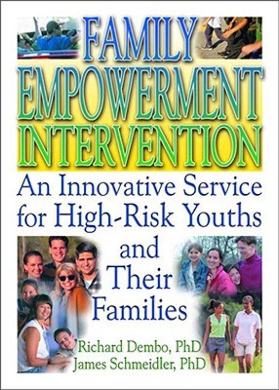 Family Empowerment Intervention