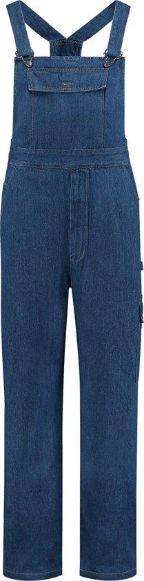 Yoworkwear Tuinbroek jeans 100% katoen maat M