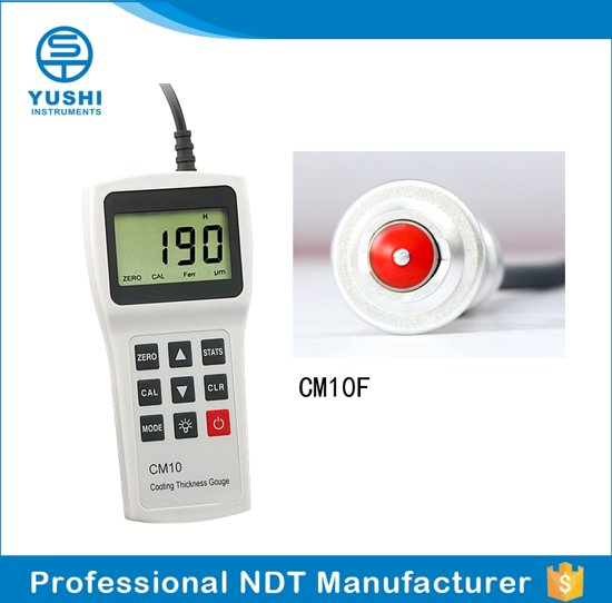 CM10F Digital Painting Inspection Car Paint Detector