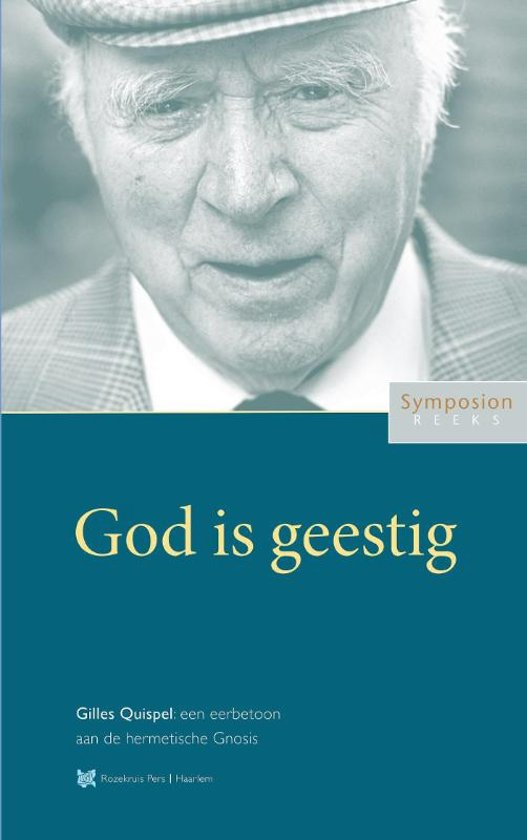 Symposionreeks 38 - God is geestig