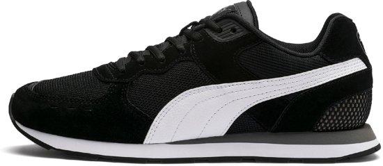 Gray Puma Charcoal Black Unisex Maat Vista Sneakers White 41 76Hq6afYx