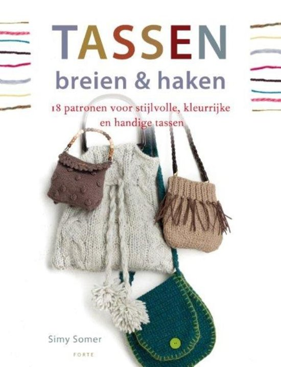 Bolcom Tassen Breien En Haken Simy Somer 9789058779649 Boeken