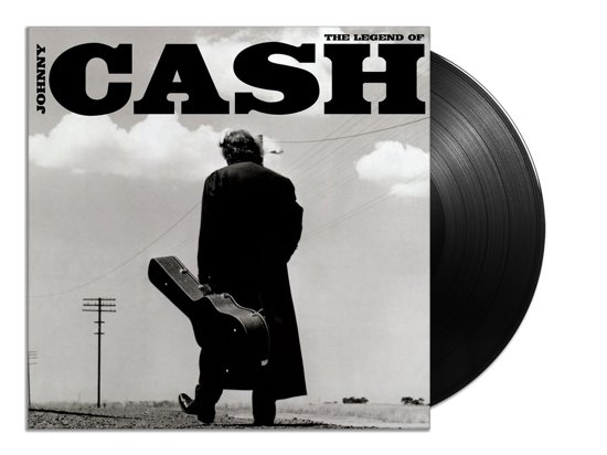 The Legend Of Johnny Cash (LP)