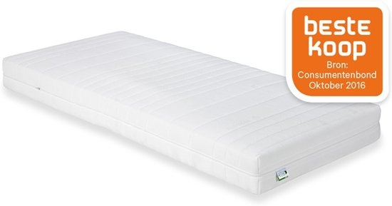 Beter Bed Select pocketveermatras Pocket Comfort X1000