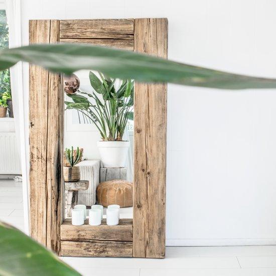 bol | spiegel xl | spiegel houten lijst | grote spiegel