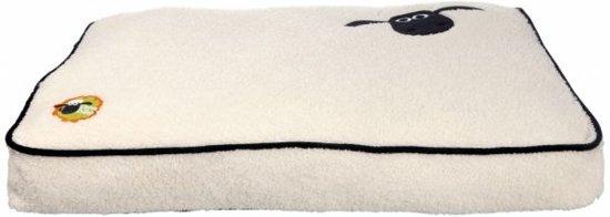 Shaun the Sheep Hondenkussen Shaun Crème 100x70 cm