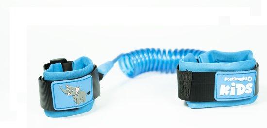 f6e3fa719ac Kinder Tuigje Voor Kinderen Olifantje – Veiligheidstuigje - One Size -  Blauw - 1.5 Meter