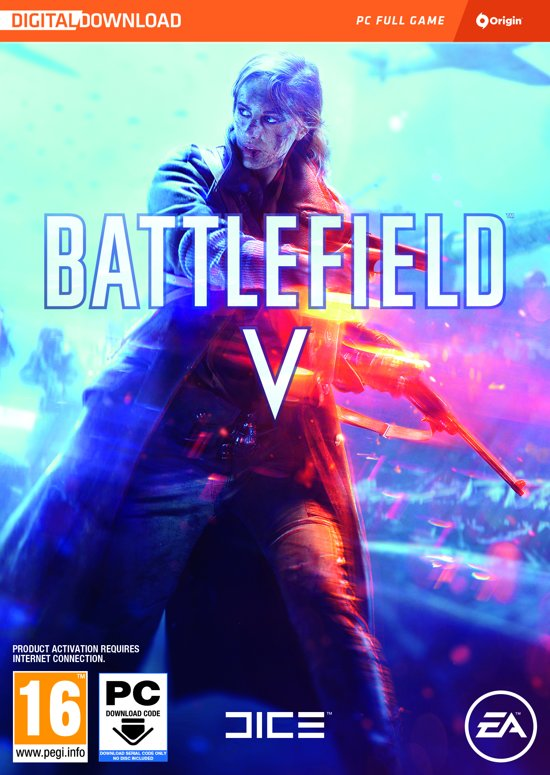 Battlefield V - Windows (Code in a Box)