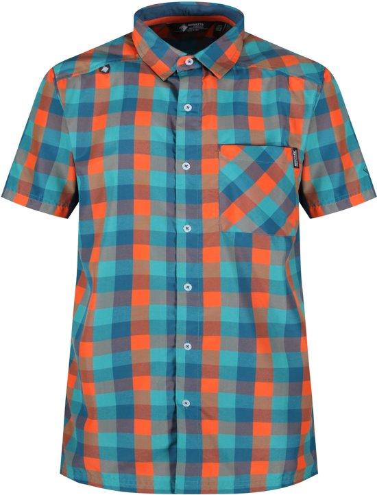 Heren Regatta Iii Shirt Kalambo Blauw qxvUx1FR