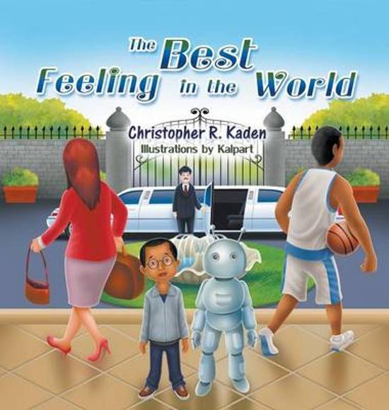 Bolcom The Best Feeling In The World Christopher R Kaden