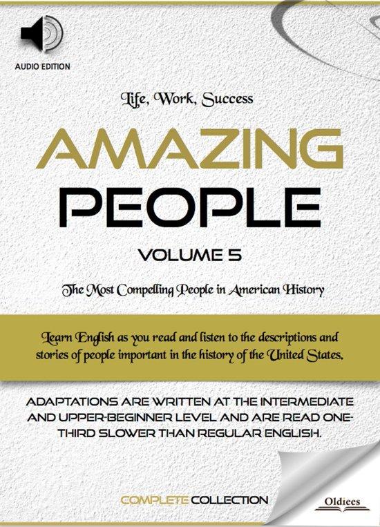 Amazing People: Volume 5