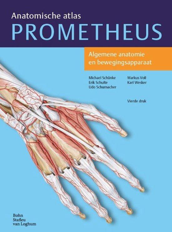 Prometheus Anatomische Atlas 1 - Algemene anatomie en bewegingsapparaat