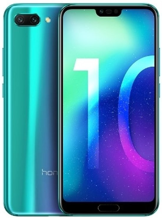 Honor 10 - 64GB - Dual Sim - Groen