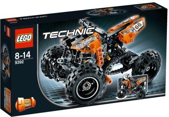 lego technic quad 9392 lego speelgoed. Black Bedroom Furniture Sets. Home Design Ideas