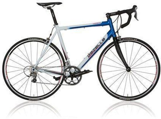 Beste bol.com   Gazelle Tirreno - Racefiets - Heren - Shimano 105 - 45 LN-86