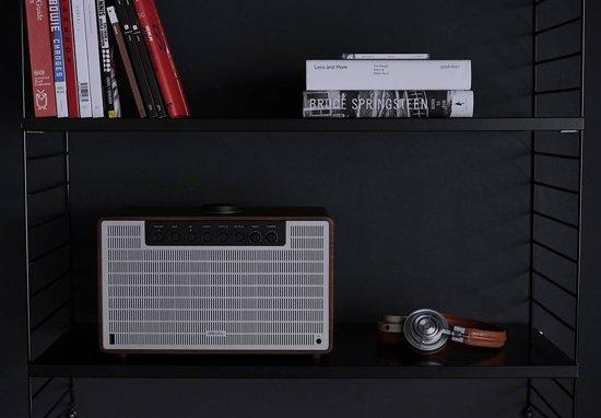 Revo Radio SUPERTONE - Bluetooth Speaker - Walnoot/Zilver