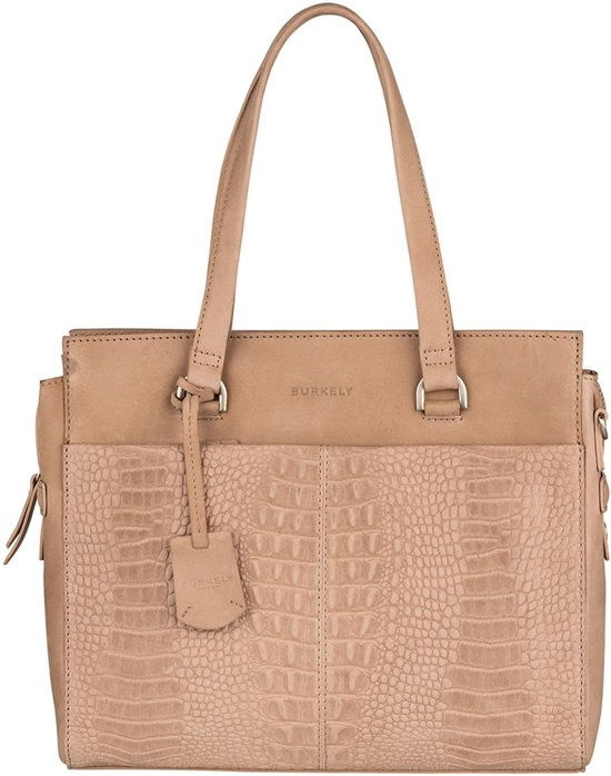 SBisque About Handbag Roze Ally Burkely q3RL54Aj
