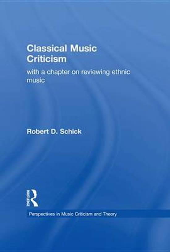 """classical music criticism and judgment essay History of criticism """"essay on criticism giambattista vico, from the new science immanuel kant, from critique of judgment."""