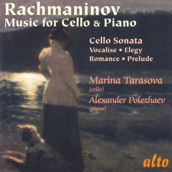 Rachmaninov Music For Cello & Piano