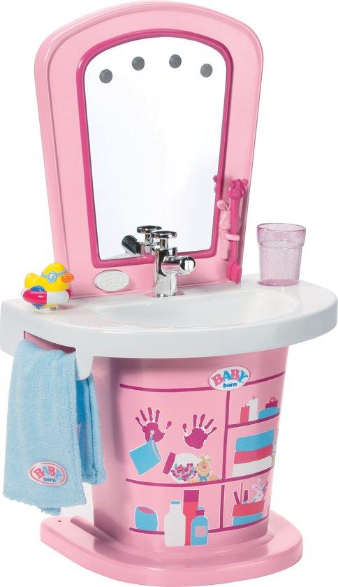 Afbeelding van BABY born Interactive Wastafel speelgoed