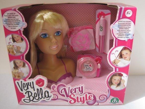 Very Bella  Very Style Make-up hoofd