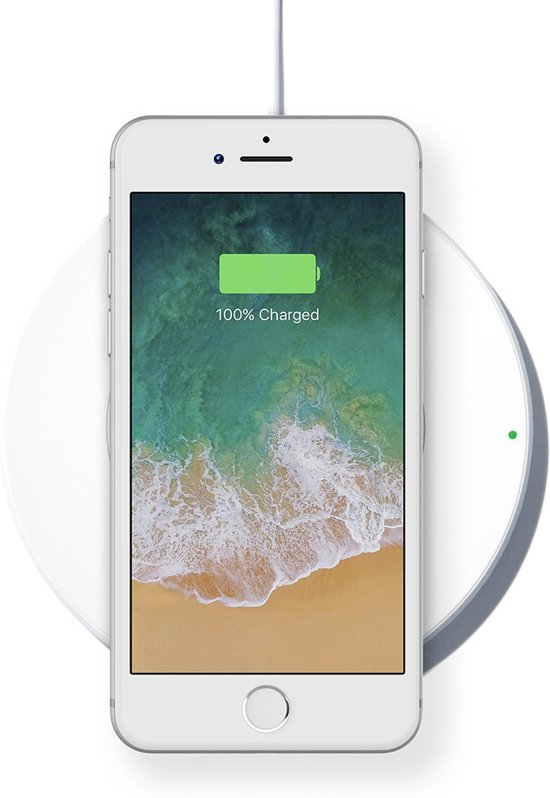 Belkin Boost-Up Qi wireless charger - 7,5W - wit