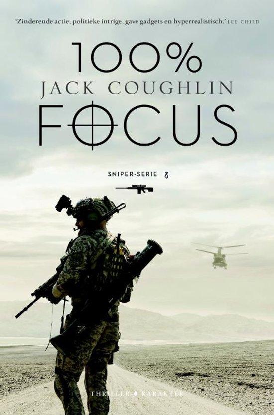 Sniper-serie 8 - 100% Focus