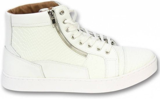40 Maten Schoenen Sneaker Heel Heren June Devil White Sixth High cyB4RpKW