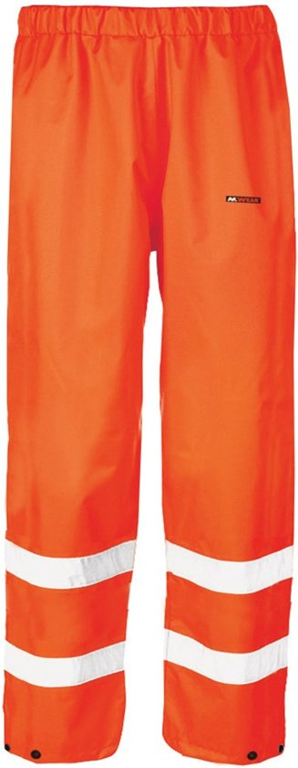M-wear Werkbroek - Aletta High Vis 5605 5605 Oranje Xxl