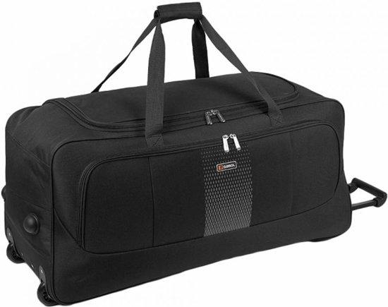 Gabol Roll Wheel Bag Extra Large Reistas Black