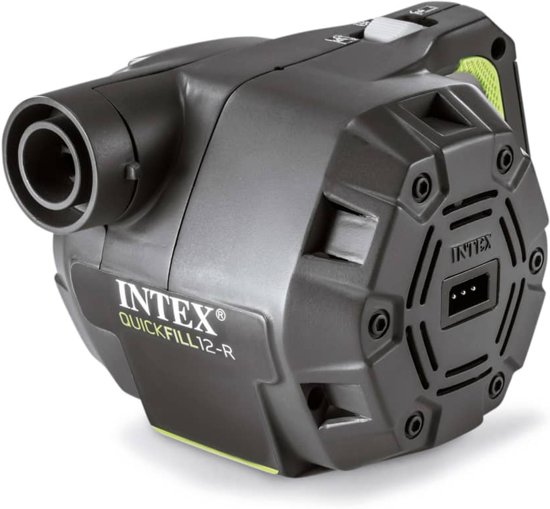 Intex Elektrische luchtpomp oplaadbaar Quick-Fill 66642