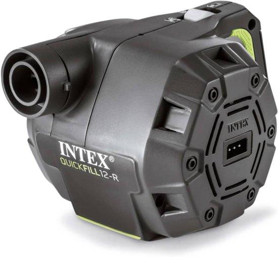 Intex Elektrische luchtpomp oplaadbaar Quick-Fill 66642