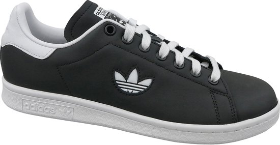 adidas stan smith heren zwart