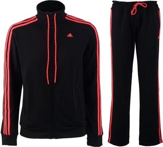bol.com   adidas Essential 3Stripe Suit - Trainingspak ...