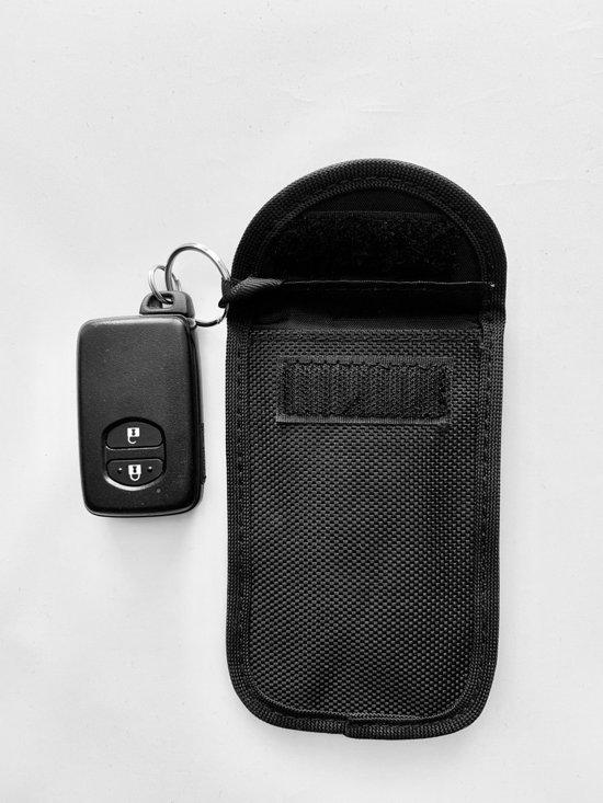 Autosleutel RFID beschermhoes anti diefstal keyless entry 2 stuks