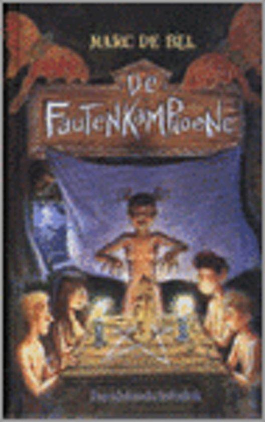 Boek cover De Fautenkampioene van Marc de Bel (Hardcover)