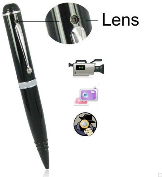 how to make a spy camera pen