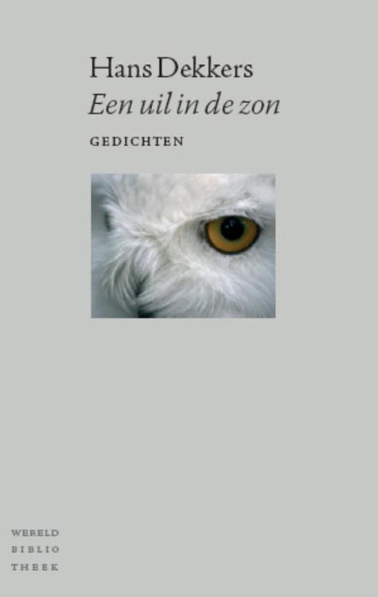 Wonderlijk Een uil in de zon boek - Hans Dekkers .epub - terpphodiffwiff KQ-83
