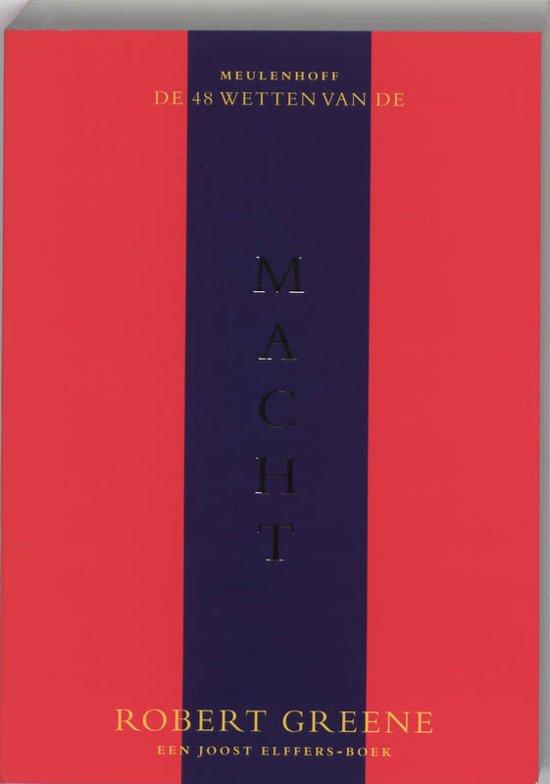 Boek cover De 48 Wetten Van De Macht van Robert Greene (Paperback)