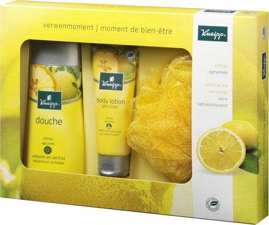 Kneipp Citrus - 3 delig - Geschenkset