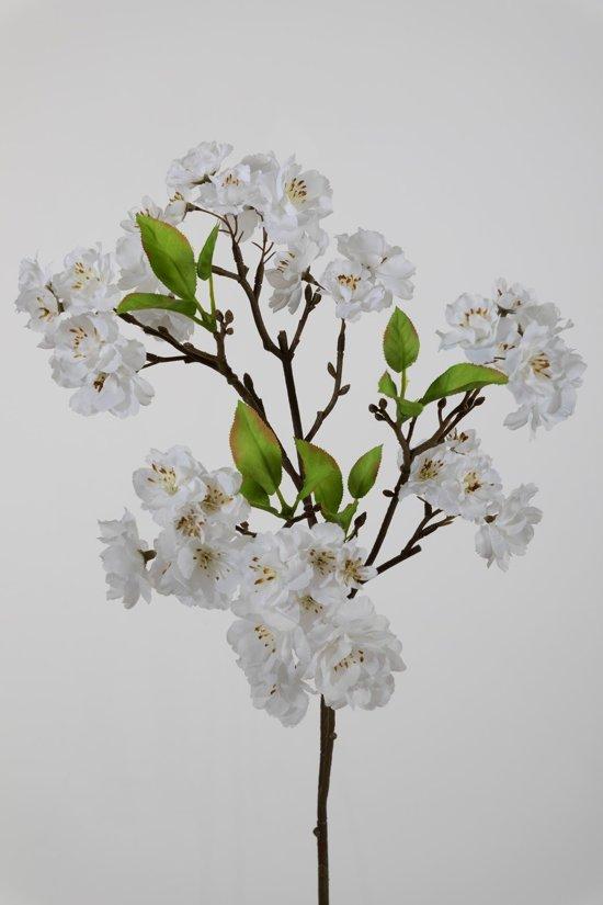 Viv! Home Luxuries Kersenbloesem - zijden bloem - wit - topkwaliteit