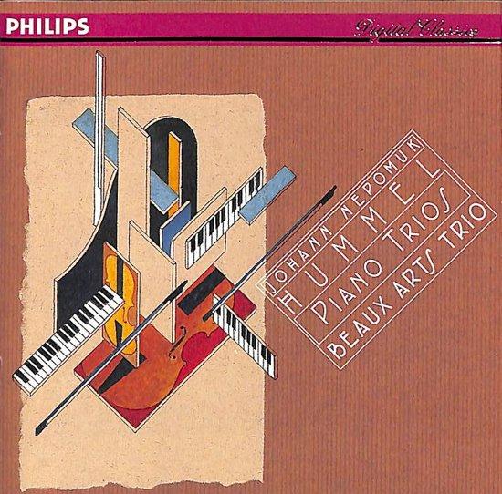 Johann Nepomuk Hummel: Piano Trios