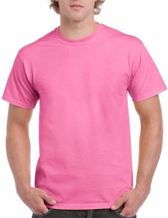 Roze katoenen shirt voor volwassenen L (40/52)