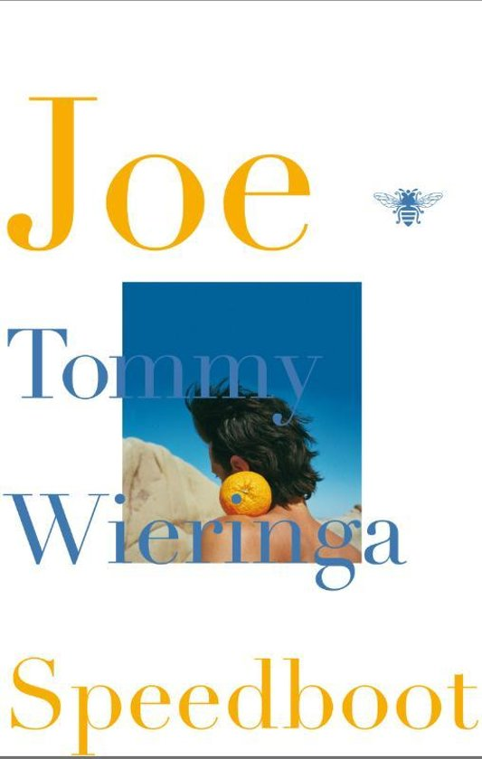 Boek cover Joe Speedboot van Tommy Wieringa (Onbekend)