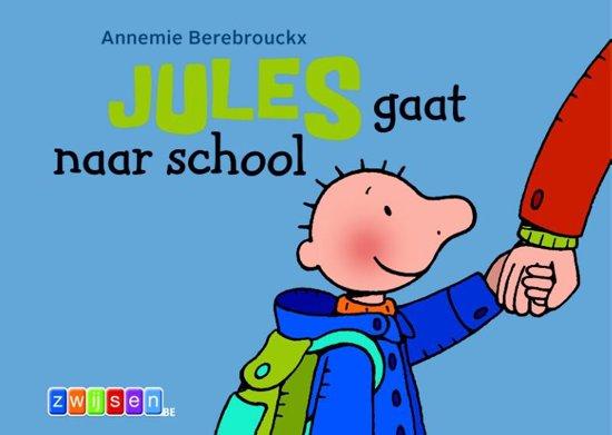 Afbeeldingsresultaat voor Jules gaat naar school