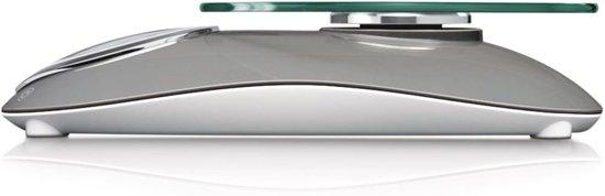 Soehnle - Digitale keukenweegschaal - Vintage Style - Zilver - 66231